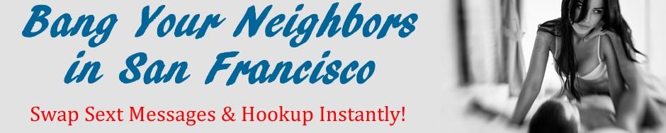 San Francisco Hookups